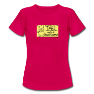 T-Shirts ~ Women's Standard T-Shirt ~ Peppy: 'You are an Eagle'