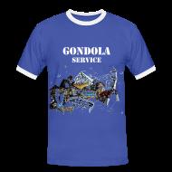 Maglietta Uomo - Venezia Servizio Gondole