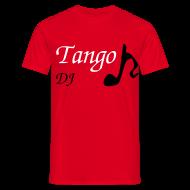 Camiseta Disco Hombre - Tango DJ