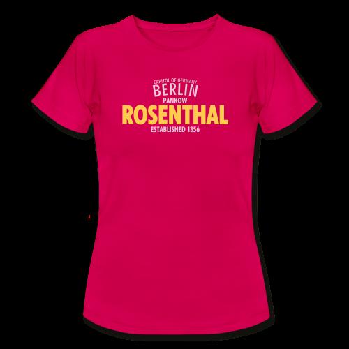 Männer T-Shirt von American Apparel - T-Shirts Berlin Rosenthal