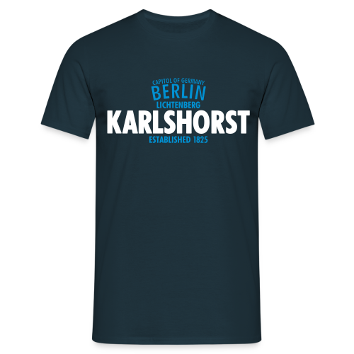Männer T-Shirt von American Apparel - T-Shirts Berlin Karlshorst