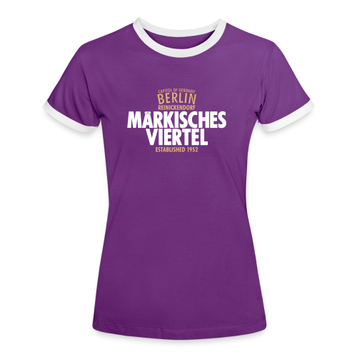 Männer T-Shirt von American Apparel - T-Shirts Berlin Märkisches Viertel