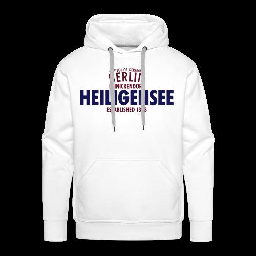 Männer Kapuzenpullover - Pullover & Hoodies Capitol Of Germany Berlin - Heiligensee