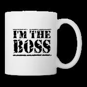 I'm the Boss Bouteilles et tasses