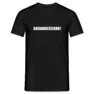 T-Shirts ~ Men's Standard T-Shirt ~ Shearer Commentary