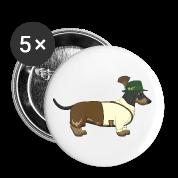 Teckel Bavière Badges