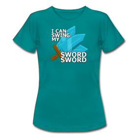 I Can Swing My SWORD SWORD (Women) ~ 1409