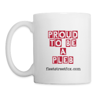 Bottles & Mugs ~ Mug ~ Pleb Mug