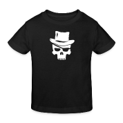 Skull pirate hat Tee shirts
