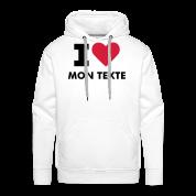 T-Shirt Personnalisé I Love Classique 5