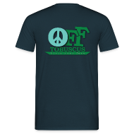 T-Shirts ~ Men's Standard T-Shirt ~ PEACE OFF - Tobuscus