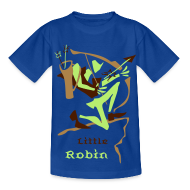 Children Sport T-shirt - Robin Hood
