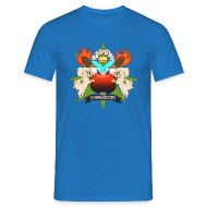 T-Shirts ~ Men's Standard T-Shirt ~ Fan Made Tobuscus Coat of Arms
