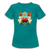 T-Shirts ~ Women's Standard T-Shirt ~ Fan Made Tobuscus Coat of Arms (Women)