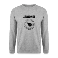 Hoodies & Sweatshirts ~ Men's Sweatshirt ~ Jamones Sweatshirt