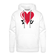 T-Shirt Personnalisé I Love You 3