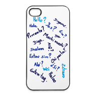 Other ~ iPhone 4/4S Hard Case ~ Phone Answers
