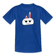Shirts ~ Teenage Standard T-Shirt ~ Uncanny Sunny Bunny (Teen Shirt)