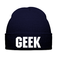 Caps & Hats ~ Winter Hat ~ GEEK BEANIE