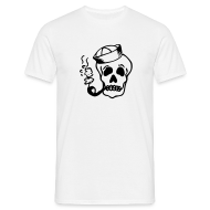 T-Shirts ~ Men's Standard T-Shirt ~ Sailor's Skull