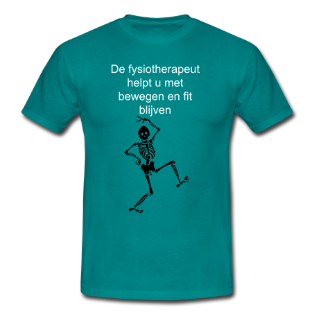 Customized Mannen T-shirt klassiek