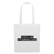 Bags & backpacks ~ Tote Bag ~ Procatinator Bag (White)