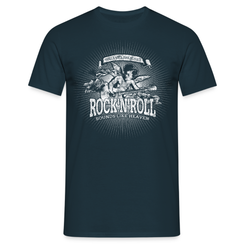 Männer T-Shirt 'Rock 'n' Roll - Sounds...'