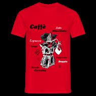 Maglietta Uomo - Moka Arte Caffè