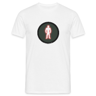 T-Shirts ~ Men's Standard T-Shirt ~ TLW - Red man tee