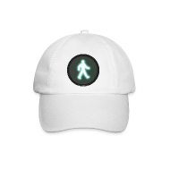 Caps & Hats ~ Baseball Cap ~ TLW - Green man cap