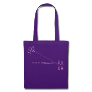 Bags & backpacks ~ Tote Bag ~ Angel of Approach - Canvas Bag