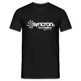 ASYNCRON T-Shirt 1.01 Dark Edition for Men