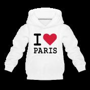 sweat I Love Paris Enfant