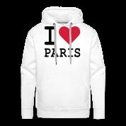 Sweat I Love Paris Homme