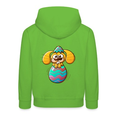 The Birth of an Easter Bunny Hoodies