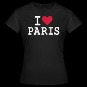 T-Shirt I Love Femme B&C