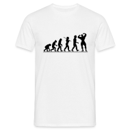 T-Shirts ~ Men's Standard T-Shirt ~ Evolution |