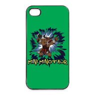 Other ~ iPhone 4/4S Hard Case ~ Mini Minotaur