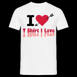 T shirt I Love Ultra Personnalisé