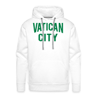 Hoodies & Sweatshirts ~ Men's Hoodie ~ VATICAN CITY