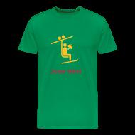 skilift t-shirt met jouw tekst
