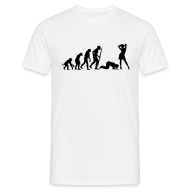 End Of Evolution! Polterabend T-Shirt