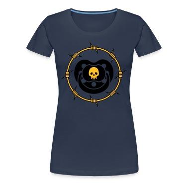Totenkopf Schnuller Baby | Pacifier Skull T-Shirts