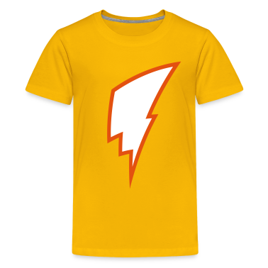 Lightning Bolt - Kid's Shirt