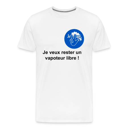 Customized Tee shirt classique Homme