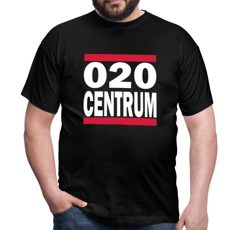 Centrum - 020 - Mannen T-shirt