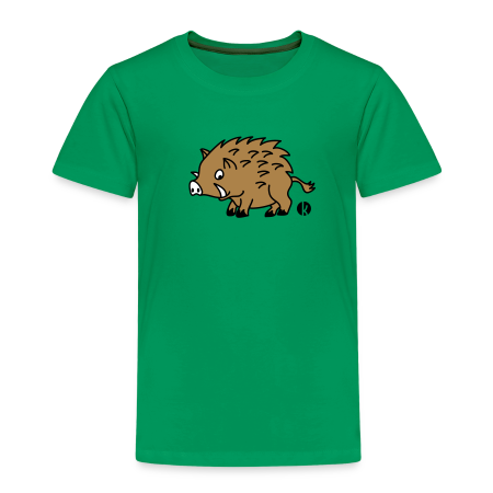 Customized Kinder T-Shirt klassisch