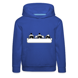 kinder snowboard sweater