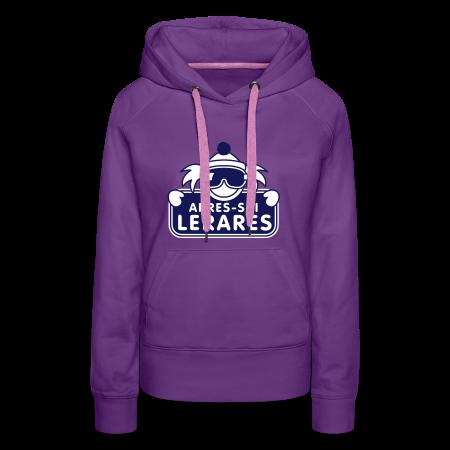 apres ski lerares purple