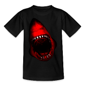 Shark Attack Tee shirts